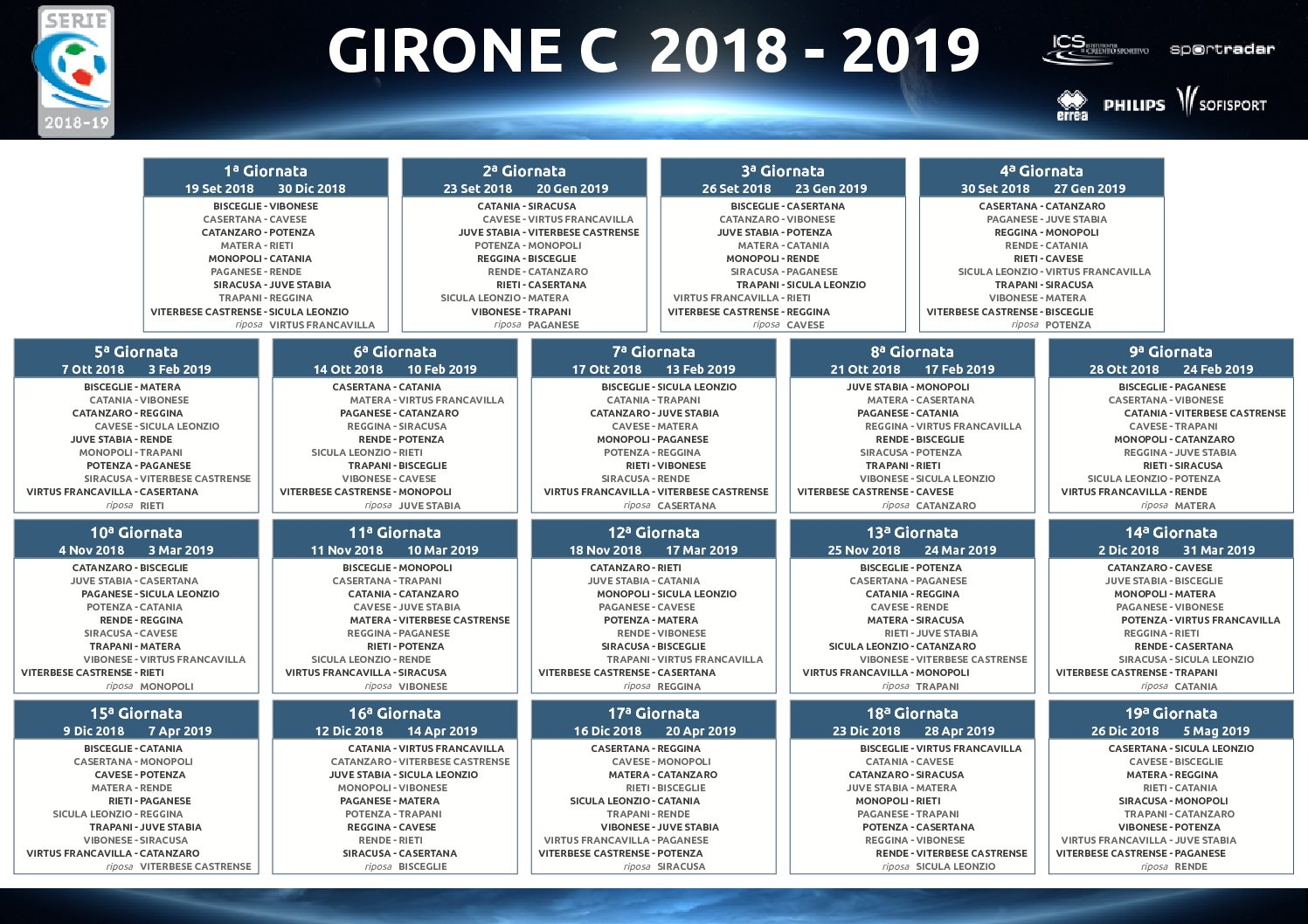 Calendario Lega Pro Girone C 2020.Salvatore Condemi Reggina Unico Amore